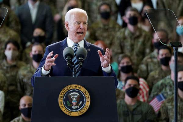 Ông Biden khẳng định 'đưa nước Mỹ trở lại' trong chuyến công du đầu tiên