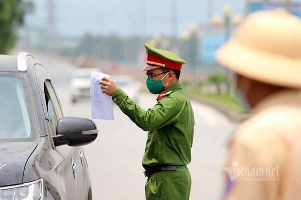 Bắc Giang chuyển từ cách ly sang giãn cách xã hội với huyện Lạng Giang