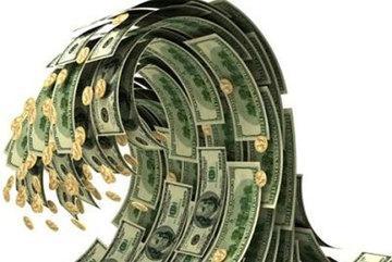 Sóng lớn tiền nhiều, sếp lớn hưởng lợi kép khoản thưởng trăm tỷ
