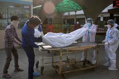 Ấn Độ phá sâu kỷ lục thế giới về số ca tử vong vì Covid-19