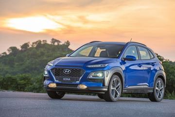 Hyundai Kona hấp dẫn cư dân đô thị trẻ mê tốc độ