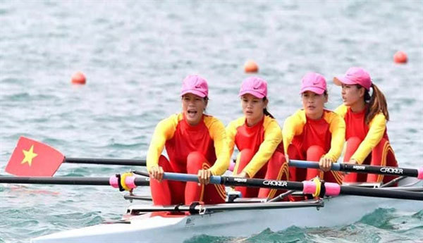 Rowers aim for SEA Games golds in December