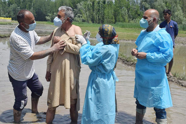 Biến thể Ấn Độ có thêm các triệu chứng nguy hiểm