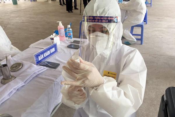 Bắc Giang triển khai tiêm vắc xin phòng Covid-19 từ 29/5-15/6 theo hình thức cuốn chiếu