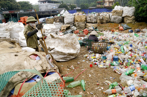 VN faces challenges in plastic wastecollection, recycling