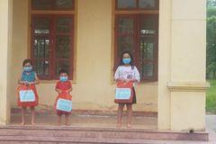 31 học sinh đi cách ly tập trung ở Hà Tĩnh được chăm sóc chu đáo