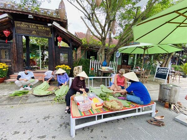 Fishing village turns'green' to boosttourism
