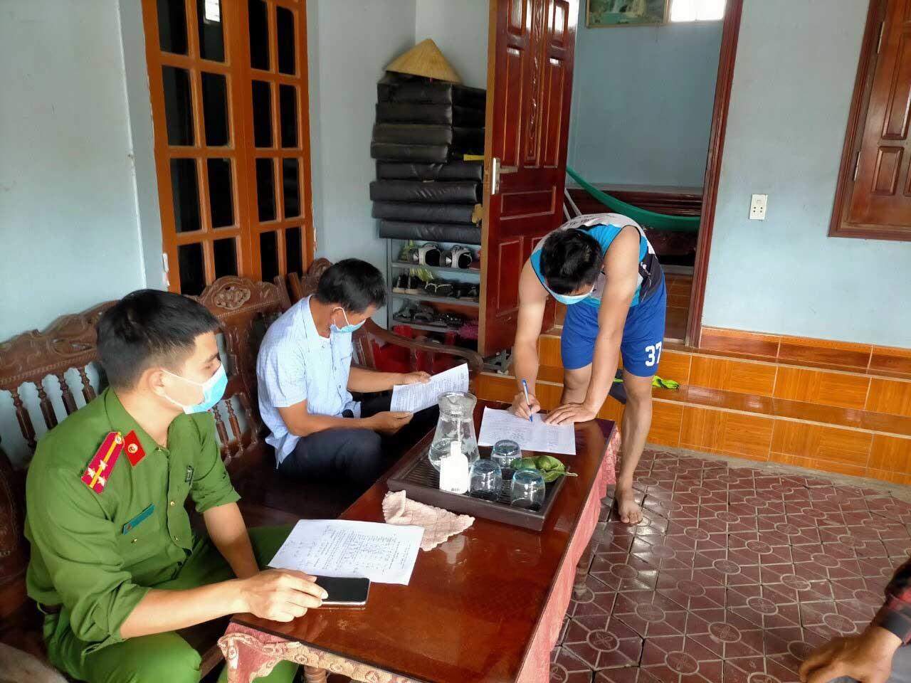 Hà Tĩnh xử phạt 20 triệu đồng 3 người không thực hiện cách ly tại nhà