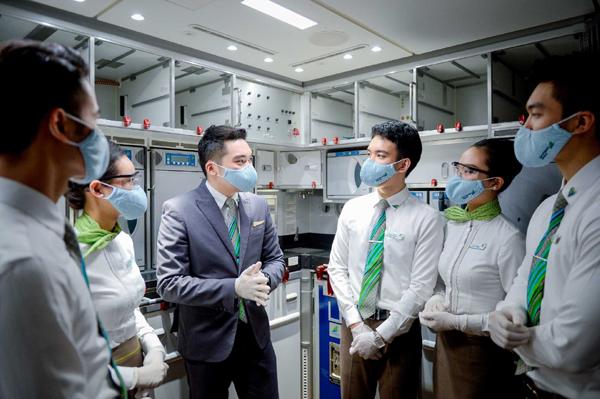 Bamboo Airways sẽ tiêm vắc xin Covid-19 cho toàn bộ nhân viên