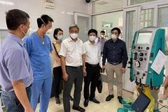 Bộ phận thường trực đặc biệt của Bộ Y tế rút khỏi Bắc Giang