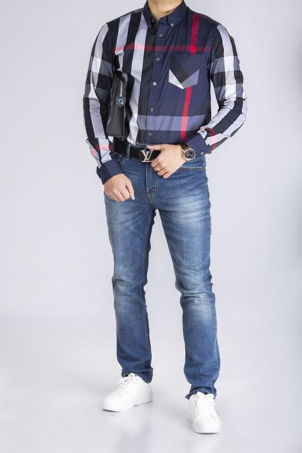 Jonathan - Thời trang tôn vinh 'chất riêng' đàn ông Việt