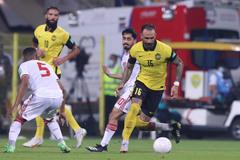 Tiền đạo Malaysia lên gân đấu tuyển Việt Nam