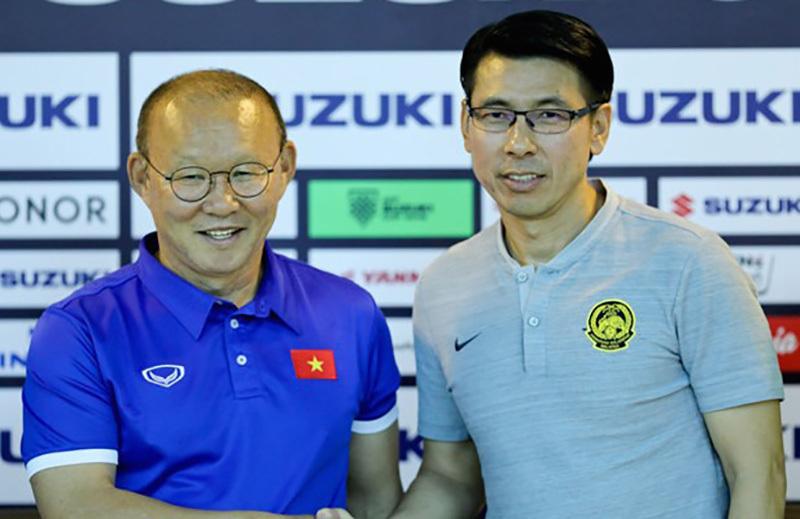 Thầy Park và Công Phượng khiến Malaysia đứng ngồi không yên