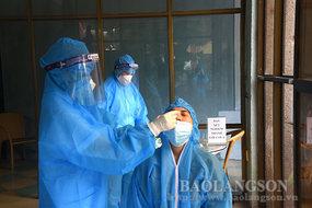 Bắc Giang quy định điều kiện với công nhân về cách ly nơi khác