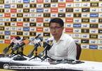 """HLV Tan Cheng Hoe: """"Malaysia hên khi Quang Hải bị treo giò"""""""