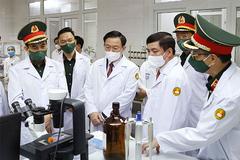 Chủ tịch Quốc hội yêu cầu đẩy nhanh tiến độ sản xuất vắc xin Nanocovax