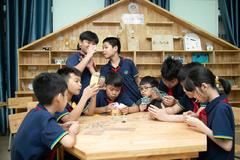 Đẩy mạnh giáo dục STEM, truyền cảm hứng học tập tại Oxford Hà Nội