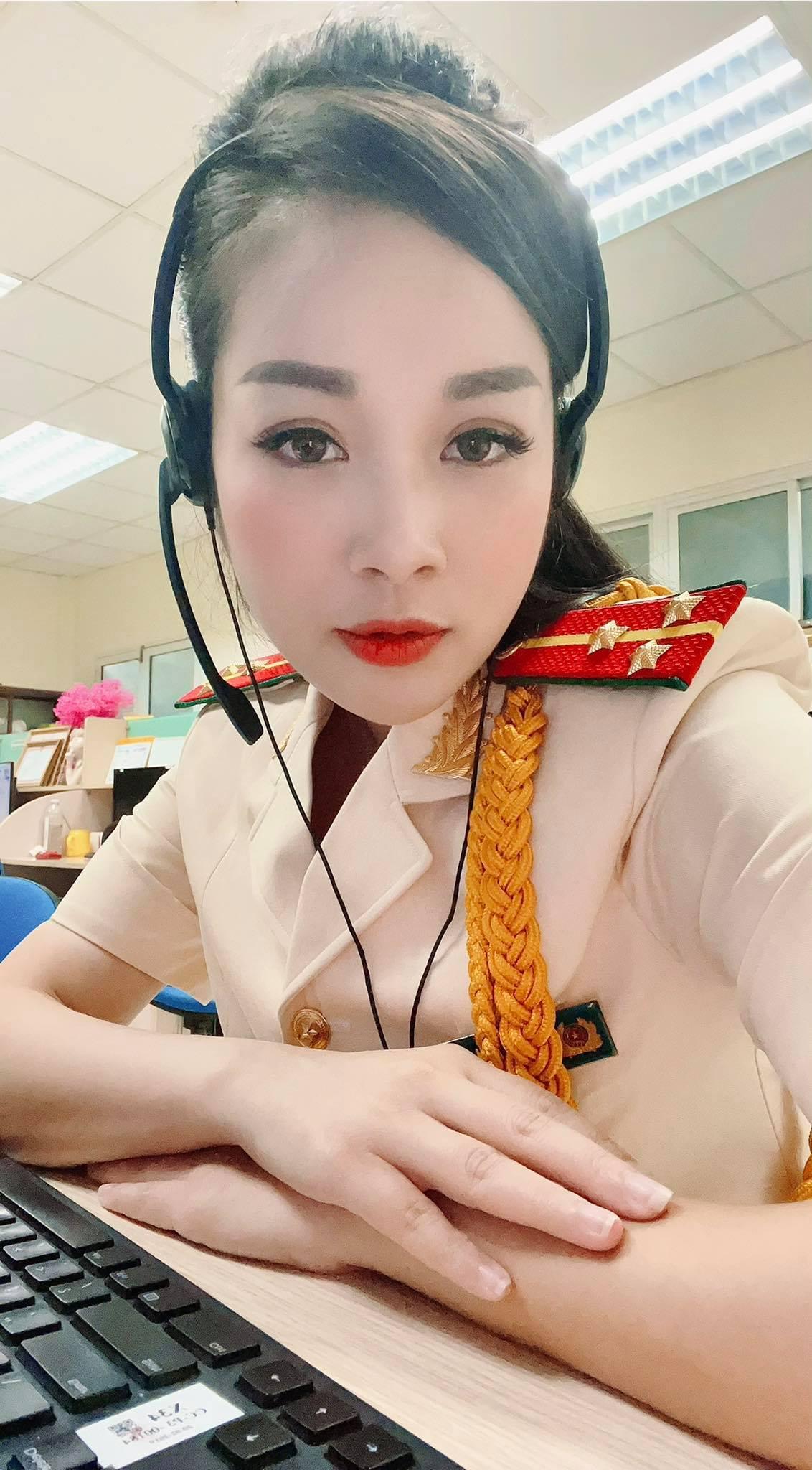 Lý do diễn viên, thượng úy công an Minh Hương nghỉ đóng phim 6 năm