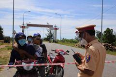Ra vào thành phố Hà Tĩnh lúc cách ly y tế cần điều kiện gì?