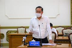 Một nhân viên y tế tại Bệnh viện Nhi Đồng 1 mắc Covid-19