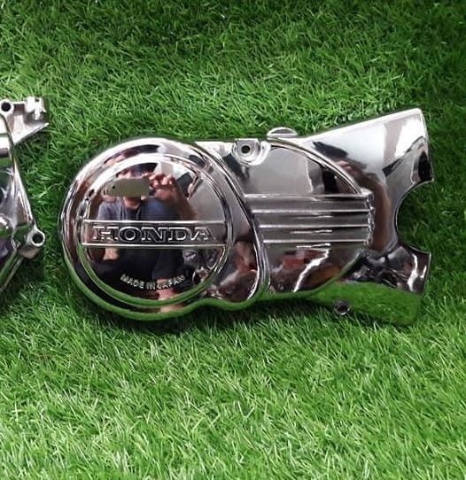"""Honda Cub C65 tuyệt đẹp được """"chế"""" từ khung sườn Cub 78 cũ"""