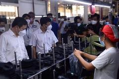 Dịch Covid-19 phức tạp, TP.HCM chọn doanh nghiệp vừa cách ly vừa sản xuất