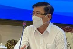 Chủ tịch TP.HCM chỉ đạo 8 giải pháp kiểm soát dịch
