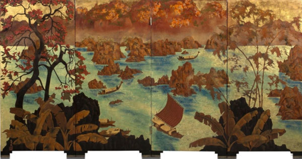 Painting by local artist fetches US$1 million at French auction