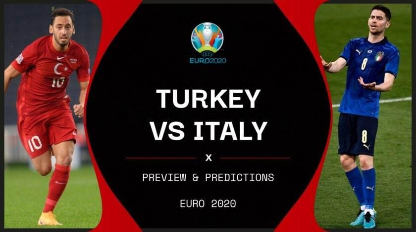 Trực tiếp Italy vs Thổ Nhĩ Kỳ: Vạn sự khởi đầu nan