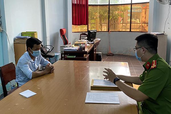 Thanh niên ở Cần Thơ không chấp hành khai báo y tế, còn đánh cảnh sát