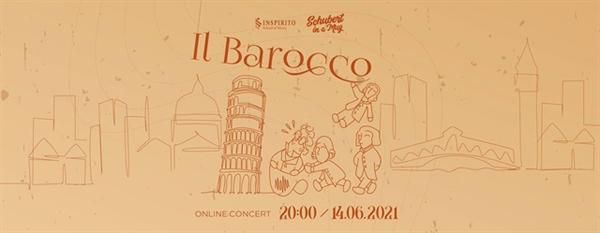 Baroque concert to be held online