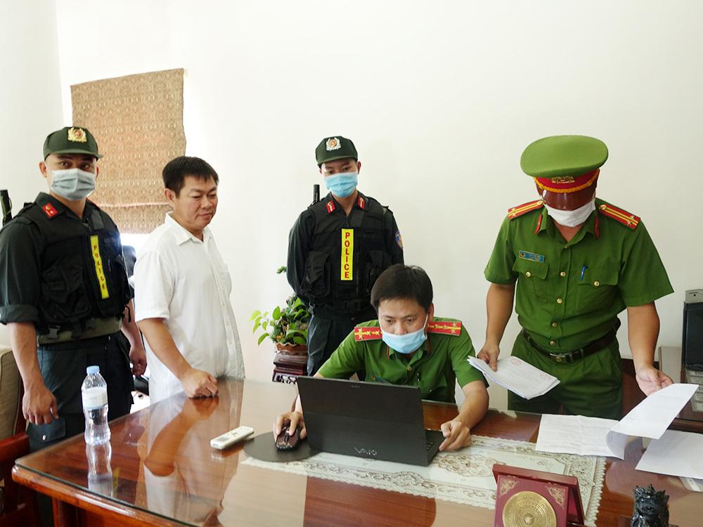 Bắt giam tổng giám đốc công ty Việt An cấu kết chiếm đoạt 600 tỷ đồng