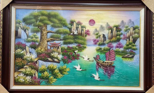 Gỗ Đá Thiên Phú - 'thổi hồn' những tuyệt tác mỹ nghệ