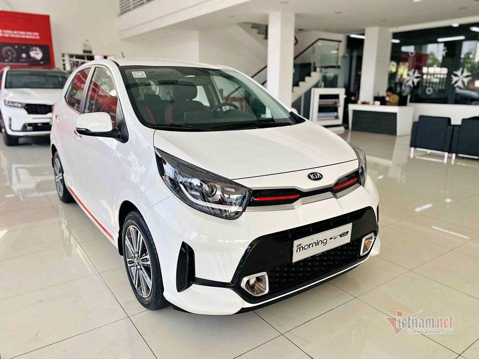 Ô tô giá rẻ dưới 500 triệu đắt khách trở lại