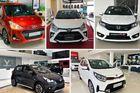 Xe hạng A tháng 5: Hyundai Grand I10 thất thế trước Vinfast Fadil