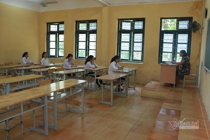 5 trường hợp bị đình chỉ, hủy bài thi vào lớp 10 ở Hà Nội