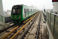 Ministry affirms Cat Linh-Ha Dong metro line certified as safe by French consultant