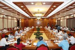 Toàn văn kết luận của Bộ Chính trị về công tác phòng, chống  dịch Covid-19