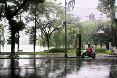 Dự báo thời tiết 12/6, miền Bắc mưa to từ chiều nay