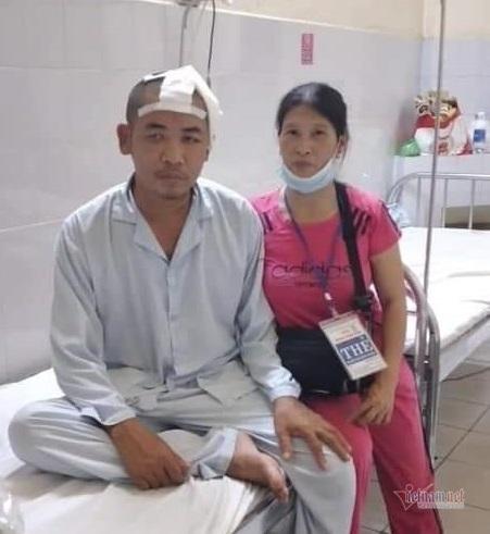 Cha viêm màng não, mẹ bệnh tim sợ tương lai con thơ thất học
