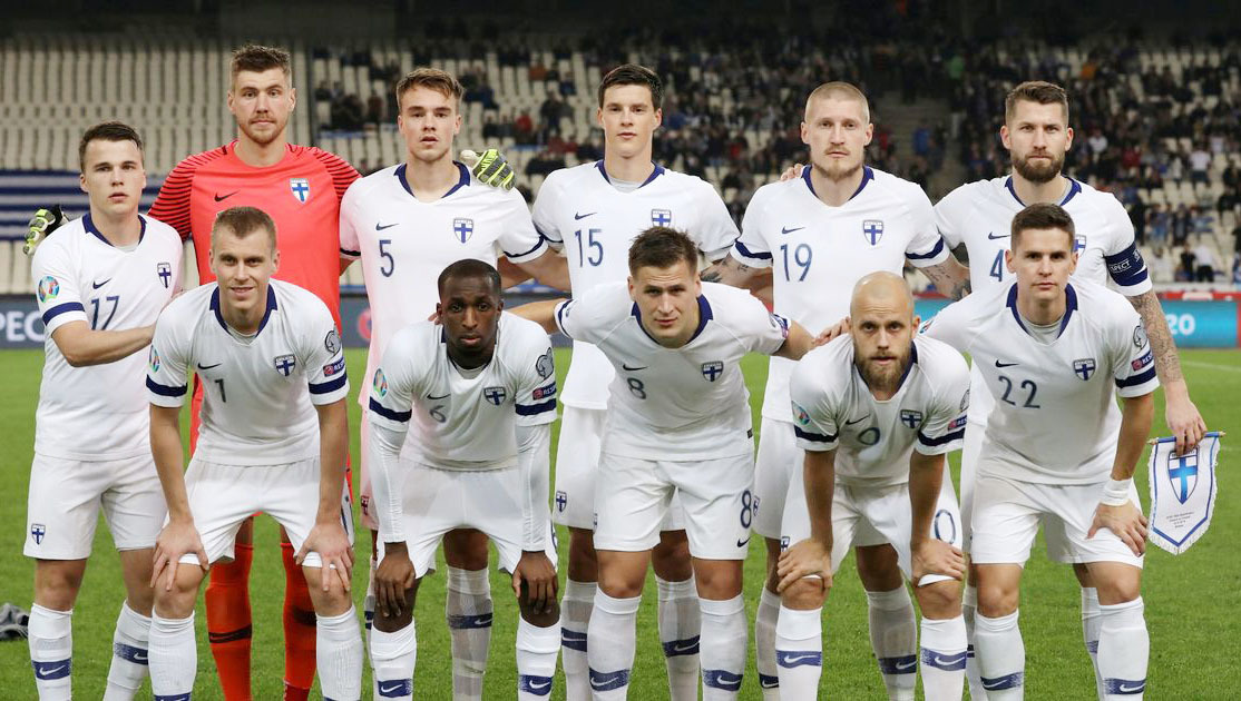 Kèo Đan Mạch vs Phần Lan: Chủ nhà thắng cách biệt