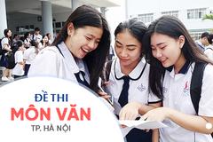 Bài thơ 'Đồng chí' vào đề thi Ngữ văn lớp 10 ở Hà Nội