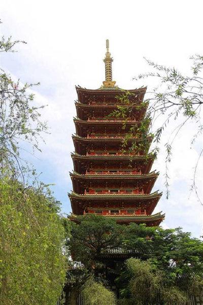 Gia Lai travel,Minh Thanh Pagoda