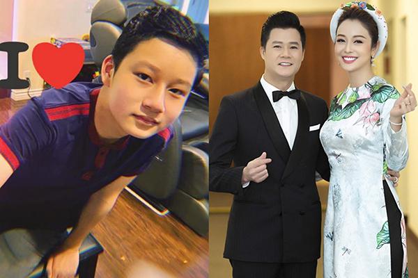 Con trai 14 tuổi như 'bản sao' của Quang Dũng