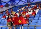 CĐV Việt Nam than thở vì bị 'ôm' hết vé