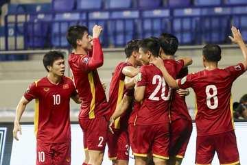 BXH của ĐT Việt Nam ở vòng loại thứ 3 World Cup 2022