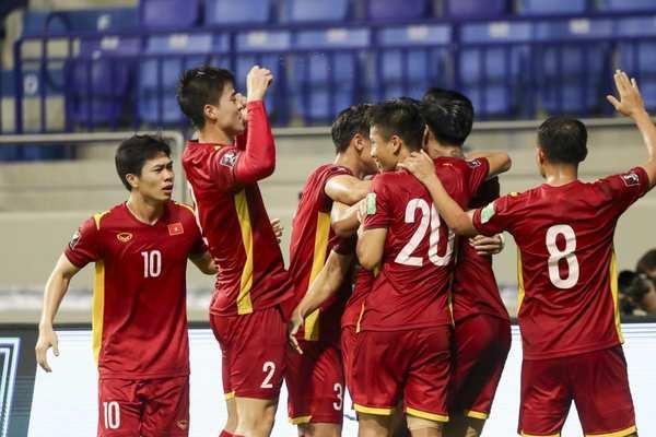 Bảng xếp hạng FIFA: Thái Lan tụt 14 bậc, bị Việt Nam bỏ xa