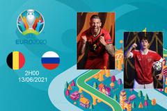 Kèo Bỉ vs Nga: 3 điểm cho 'Quỷ đỏ'