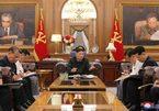 Kim Jong Un họp Quân ủy Trung ương Triều Tiên