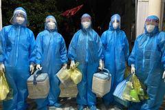 Ba người trong một gia đình ở Hà Tĩnh dương tính với nCoV